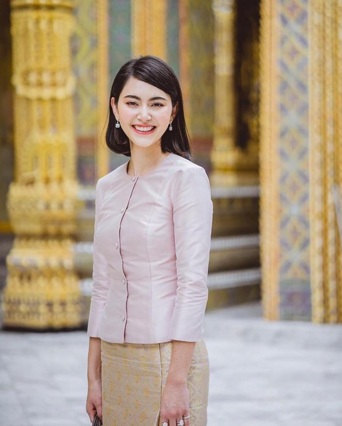 Mọi thứ cần biết về ma nữ xinh đẹp nhất màn ảnh Thái lan Mai Davika Hoorne ảnh 7