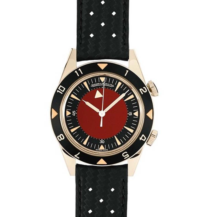 Ông cũng thiết kế chiếc đồng hồ Jaeger-LeCoultre cho một tổ chức từ thiện liên quan đến AIDS.
