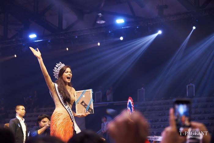 Nhận xét của HHen Niê về người đẹp từng 5 lần intop trước khi đăng quang Miss Universe Thailand 2019 ảnh 10