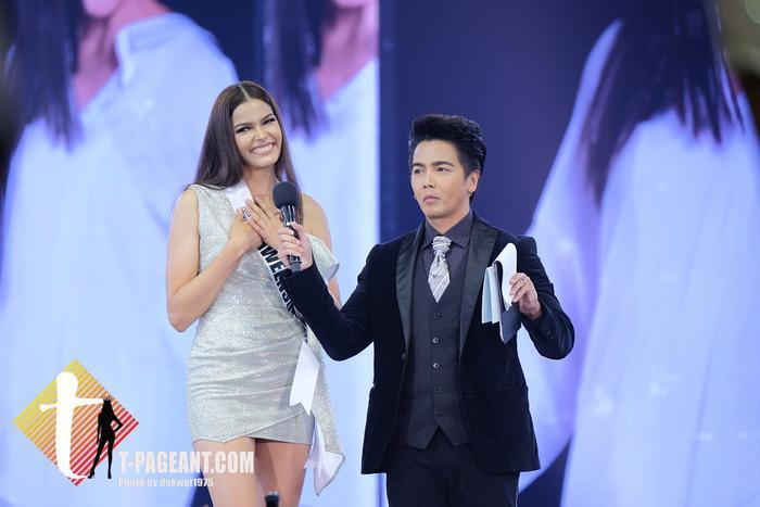 Nhận xét của HHen Niê về người đẹp từng 5 lần intop trước khi đăng quang Miss Universe Thailand 2019 ảnh 7