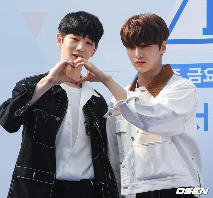 Joo Chang Wook và Cha Jun Ho.