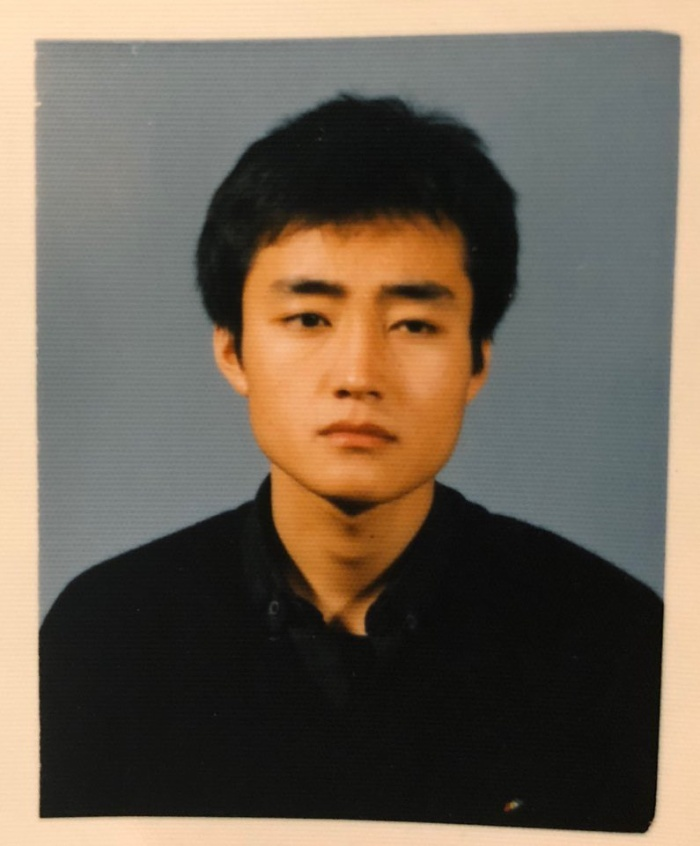 Bố Kim Tae Hyung.