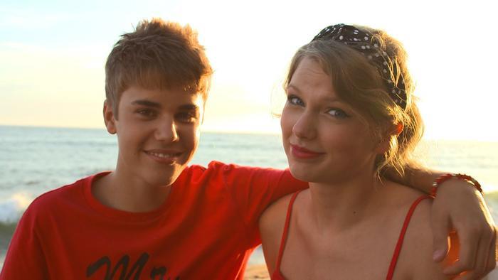 Taylor Swift và Justin Bieber lại đấu khẩu trên mạng xã hội nhưng ai là người có sức mạnh lớn hơn? ảnh 0