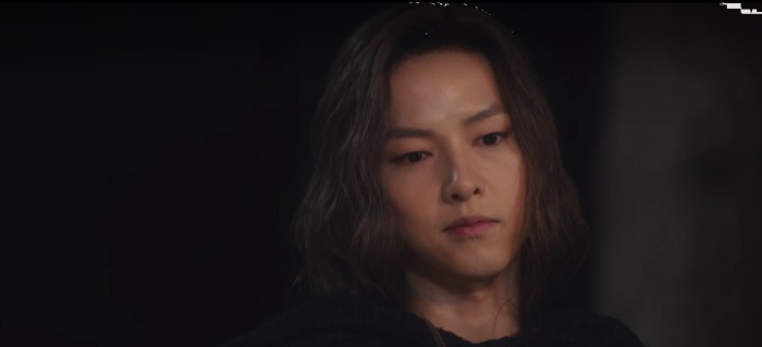 Fan lo lắng Song Joong Ki bị hói đầu vì căng thẳng hôn nhân với Song Hye Kyo ảnh 5