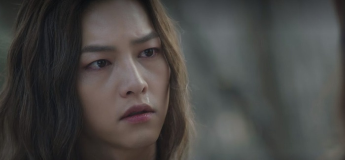 Fan lo lắng Song Joong Ki bị hói đầu vì căng thẳng hôn nhân với Song Hye Kyo ảnh 4