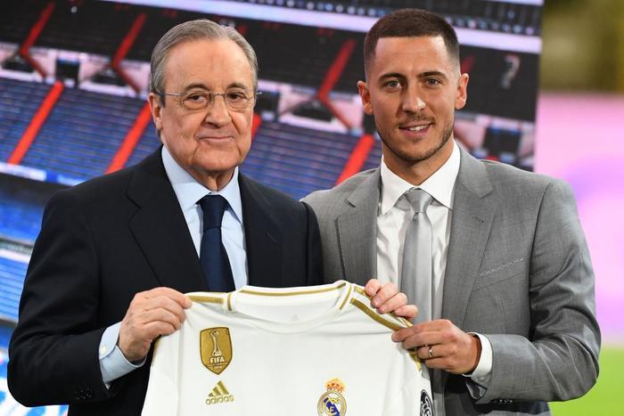 Sự ra đi của Hazard có thể khiến sức mạnh CLB Chelsea suy giảm đáng kể.