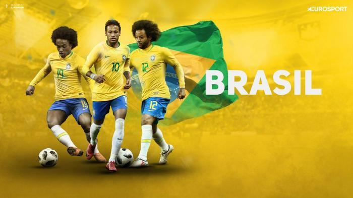 Brazil đang có phong độ không thực sự tốt.