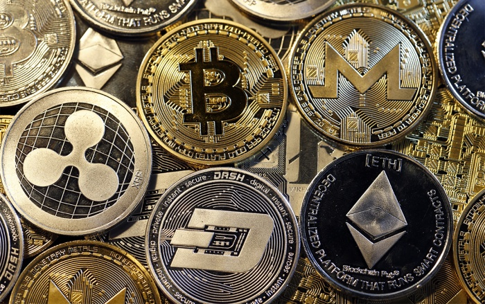 Giá tiền ảo Bitcoin đã giảm xuống dưới mốc hơn 10.000 USD, mất gần 30% so với mức đỉnh thiết lập cách đây gần 1 tuần