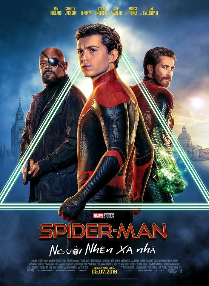 Nick Fury đã giải thích vì sao anh không tiếp cận với Peter Parker trong sự kiện Avengers: Endgame.