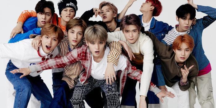 NCT 127 là một nhóm nhạc tài năng của KPop.