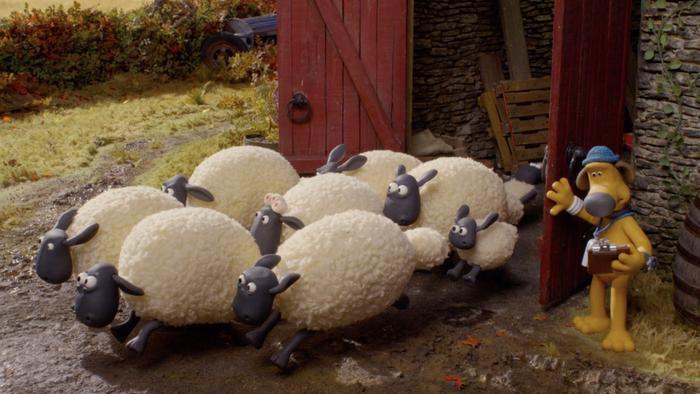 Shaun The Sheep: Giải cứu sinh vật ngáo ngơ ngoài hành tinh trong phần 2 sắp được ra mắt ảnh 0