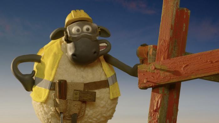 Shaun The Sheep: Giải cứu sinh vật ngáo ngơ ngoài hành tinh trong phần 2 sắp được ra mắt ảnh 8