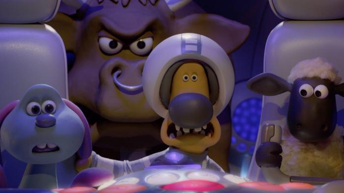 Shaun The Sheep: Giải cứu sinh vật ngáo ngơ ngoài hành tinh trong phần 2 sắp được ra mắt ảnh 12