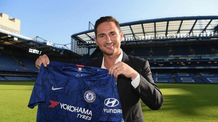 Hợp đồng của Lampard với Chelsea có thời hạn 3 năm.