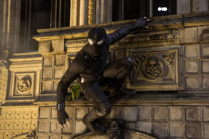 Stealth Suit trong MCU