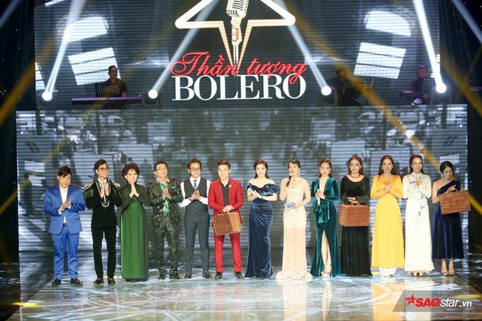 Top 5 thí sinh và dàn huấn luyện viên sẽ xuất hiện trên toa tàu ký ức của Thần tượng Bolero 2019.