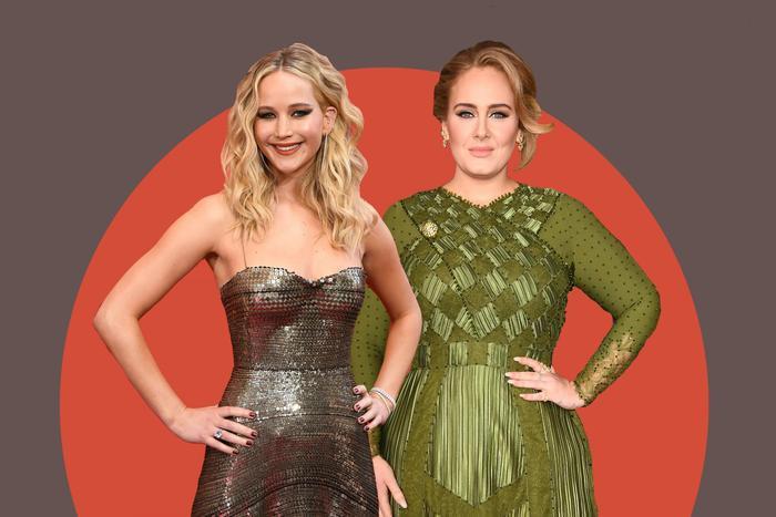 Adele đang lên kế hoạch tổ chức sinh nhật cho cô bạn thân Jennifer Lawrence.
