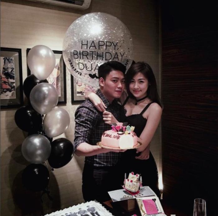 Tính tới thời điểm hiện tại, Tú Anh là cô gái duy nhất từng chính thức công khai tình yêu với Bảo Hưng.