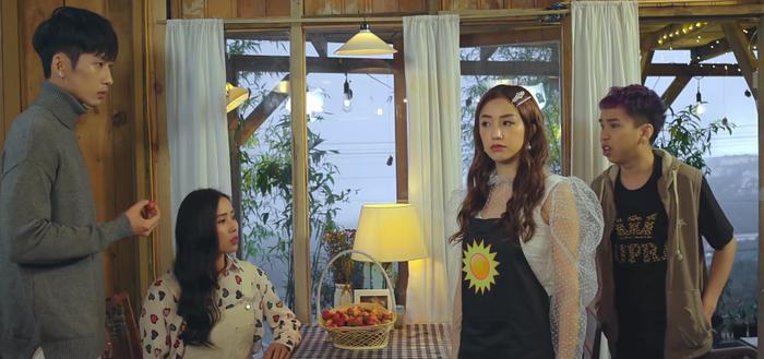 Tập 2 '21 ngày yêu em': Giành vai nữ chính trong lòng Tuấn Trần, Salim liệu có cao tay bằng Bella Mai?