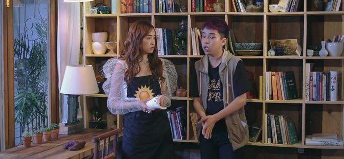 Tập 2 21 ngày yêu em: Giành vai nữ chính trong lòng Tuấn Trần, Salim liệu có cao tay bằng Bella Mai? ảnh 7