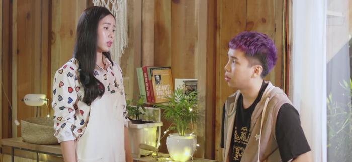 Tập 2 21 ngày yêu em: Giành vai nữ chính trong lòng Tuấn Trần, Salim liệu có cao tay bằng Bella Mai? ảnh 8