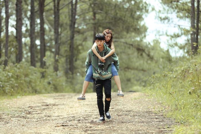 Tập 2 21 ngày yêu em: Giành vai nữ chính trong lòng Tuấn Trần, Salim liệu có cao tay bằng Bella Mai? ảnh 11