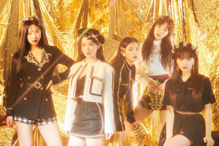Những MV của Red Velvet luôn được chỉn chu từ phần nghe đến phần nhìn.