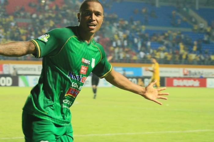 Felipe Martins (Brazil) là ngoại binh mới của HAGL ở lượt về V.League 2019.