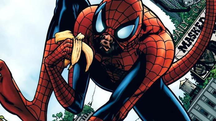 """""""Spider-Man: Far From Home"""" có gợi nhắc đến hai phiên bản Spider-Man của vũ trụ khác là Spider-UK và Spider-Monkey."""