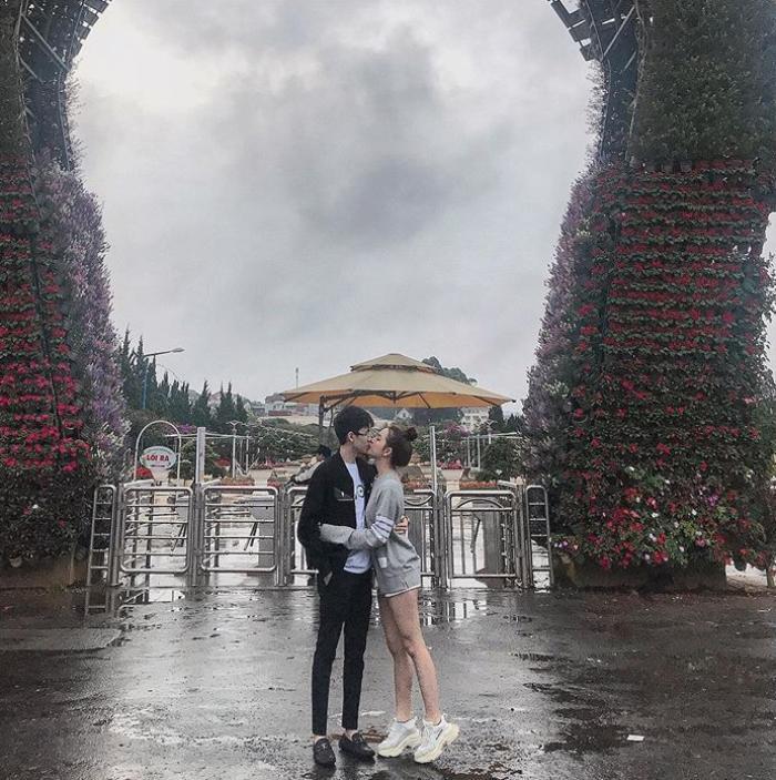 Từ khi Phan Hoàng từ Mỹ trở về, tình cảm của cả hai càng thắm thiết hơn.