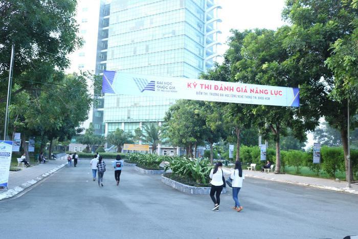 Năm 2019, Đại học Quốc gia thành phố Hồ Chí Minh sẽ dành tối đa 40% chỉ tiêu xét tuyển bằng hình thức thi đánh giá năng lực.