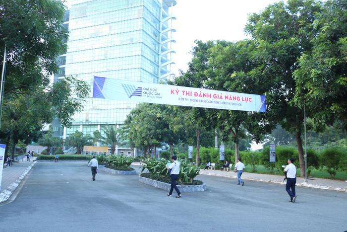 Ngày 7/7, đợt 2 của kỳ thi đánh giá năng lực do ĐHQG TP. HCM tổ chức sẽ diễn ra tại ba cụm thi: TP.HCM, Nha Trang (Khánh Hòa) và Cần Thơ.