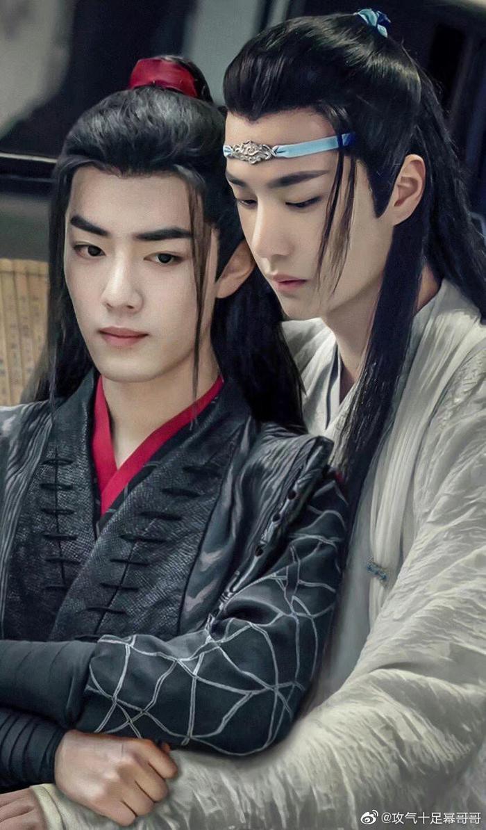 5 cặp đôi namnam được yêu thích nhất trong phim truyền hình Hoa ngữ ảnh 27