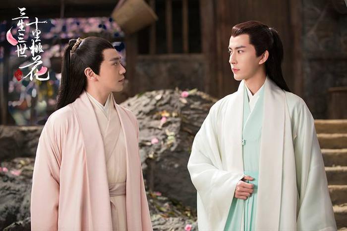 5 cặp đôi namnam được yêu thích nhất trong phim truyền hình Hoa ngữ ảnh 9