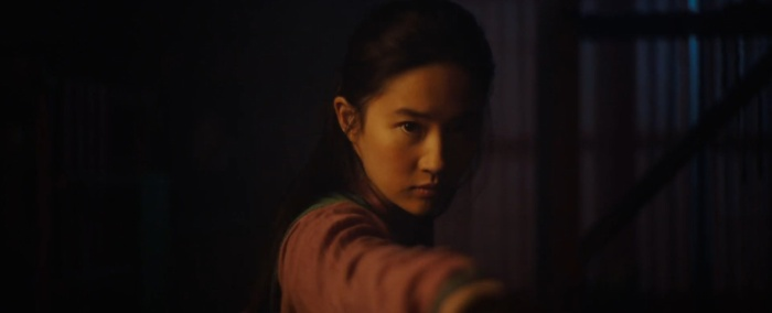 Phản ứng dân mạng Trung trước trailer Hoa Mộc Lan: Lưu Diệc Phi là tâm điểm của những phản ứng trái chiều ảnh 1