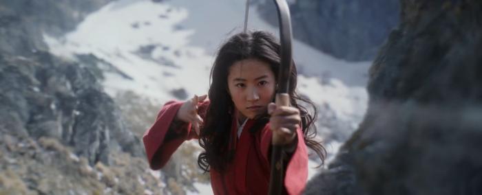 Phản ứng dân mạng Trung trước trailer Hoa Mộc Lan: Lưu Diệc Phi là tâm điểm của những phản ứng trái chiều ảnh 3