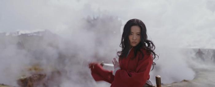 Phản ứng dân mạng Trung trước trailer Hoa Mộc Lan: Lưu Diệc Phi là tâm điểm của những phản ứng trái chiều ảnh 4