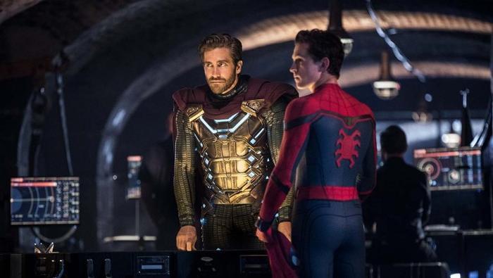 Cách khai thác nhân vật Mysterio chưa tương xứng với khả năng diễn xuất của Jake Gyllenhaal
