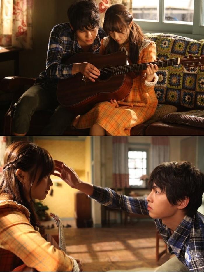 """Song Joong Ki trong phim """"Cậu Bé Người Sói"""" (Werewolf Boy)"""