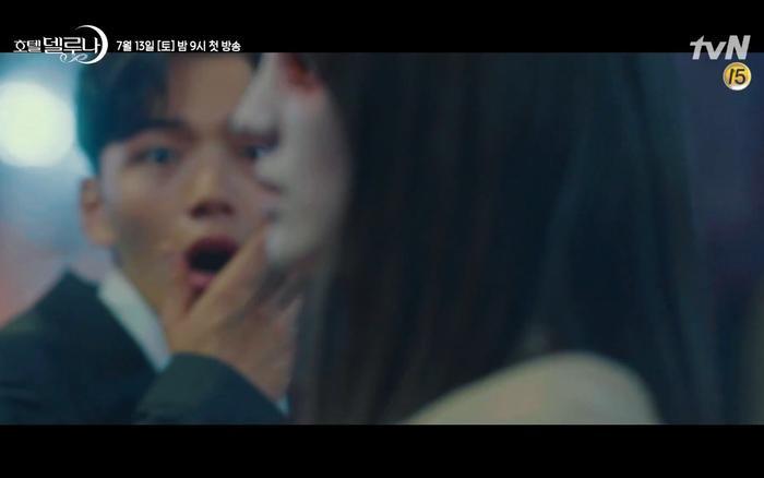 Phim Hotel Del Luna tung highlight ma mị, IU lột xác thành nữ cường chuyên bắt ma và bảo vệ Yeo Jin Goo ảnh 14
