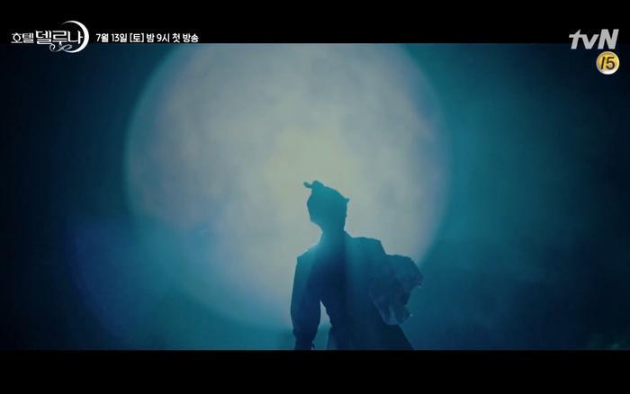 Phim Hotel Del Luna tung highlight ma mị, IU lột xác thành nữ cường chuyên bắt ma và bảo vệ Yeo Jin Goo ảnh 3