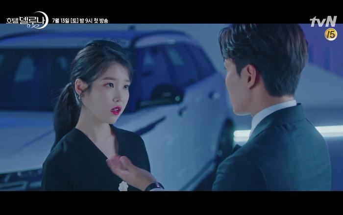Phim Hotel Del Luna tung highlight ma mị, IU lột xác thành nữ cường chuyên bắt ma và bảo vệ Yeo Jin Goo ảnh 23