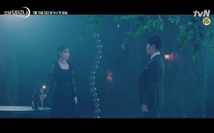Phim Hotel Del Luna tung highlight ma mị, IU lột xác thành nữ cường chuyên bắt ma và bảo vệ Yeo Jin Goo ảnh 33