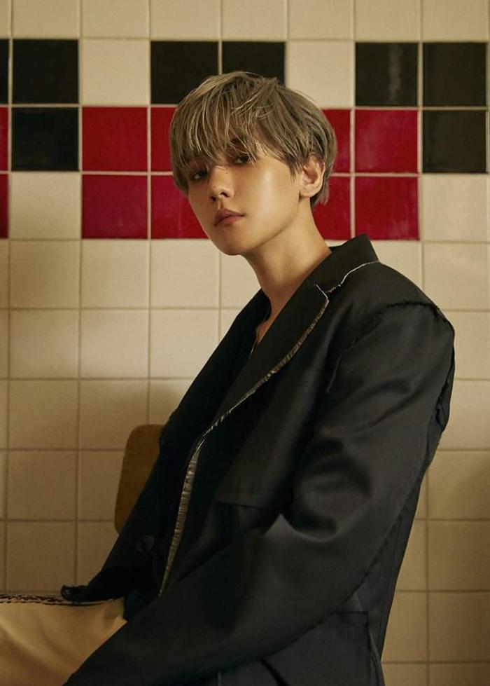 Hình ảnh mới của Baekhyun vừa được đăng tải.