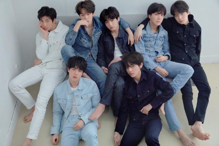BTS cũng khẳng định vị trí ngày càng vững chắc của mình.