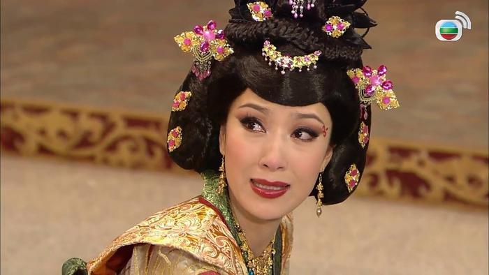 4 lần Dương Di khiến khán giả bị shock trên màn ảnh TVB: Diêu Kim Linh hay Lâm Tụng Ân điên hơn? ảnh 4