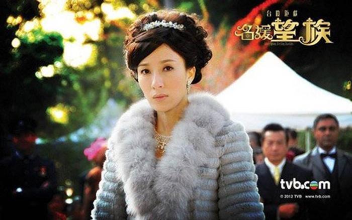 4 lần Dương Di khiến khán giả bị shock trên màn ảnh TVB: Diêu Kim Linh hay Lâm Tụng Ân điên hơn? ảnh 5