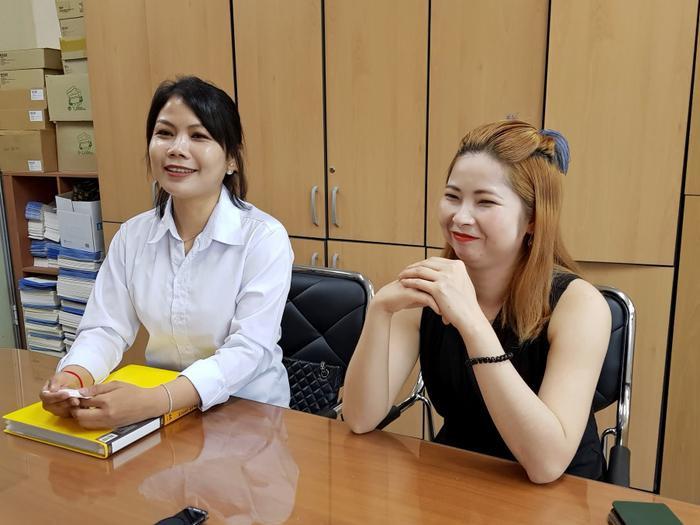 Han Sarang và Min Soo-kyung đến Haenam để kết hôn với chồng Hàn Quốc.