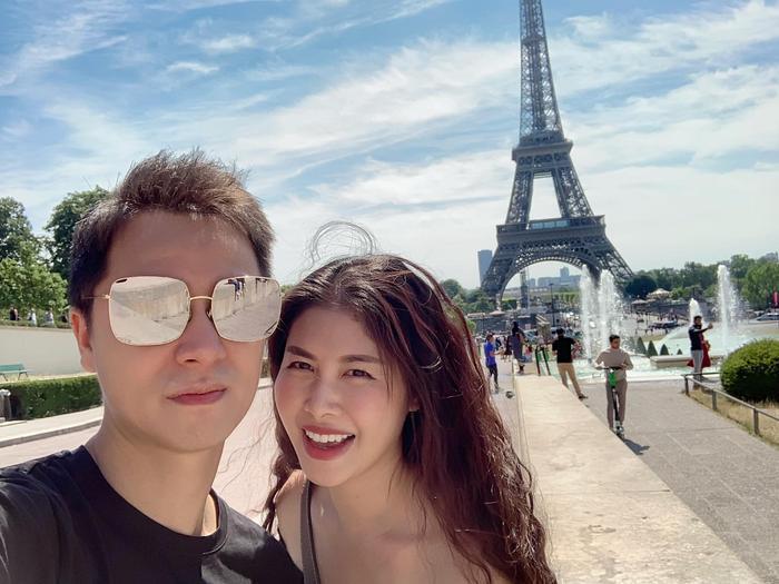 Nhìn những hình ảnh hạnh phúc của Thủy Anh và Đăng Khôi trong chuyến du lịch lần này, người hâm mộ không khỏi cảm thán ngưỡng mộ cho tình cảm mặn nộng của cặp đôi