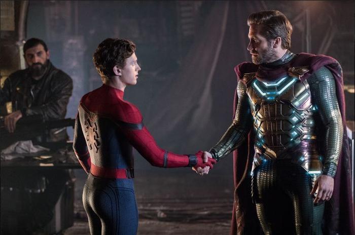 """Jake Gyllenhaal đã hoàn thành xuất sắc vai diễn của mình trong bom tấn """"Spider-man: Far From Home""""."""